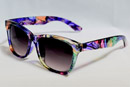 "WELLINGTON SUNGLASS""Marble Purple"""