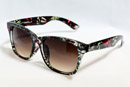 "WELLINGTON SUNGLASS""Marble Black"""
