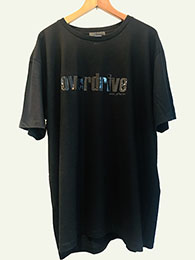 "UMBRELLA BIG T-shirts EFFECTOR SERIES""overdrive"""