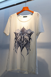 "UMBRELLA Graphic T-shirts""Salamander""ver.F"