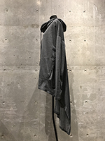 UMBRELLA Longlength Drawstring Parka